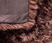 Covor Leedo Rectangular Brown 70x140 cm