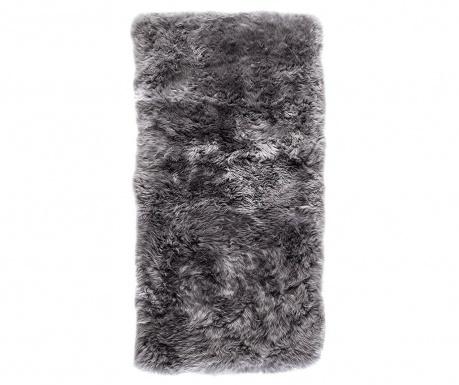 Leedo Rectangular Grey Szőnyeg 70x140 cm