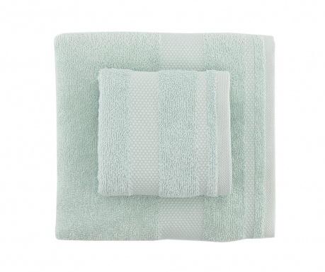 Zestaw 2 ręczników kąpielowych Tommy Mint