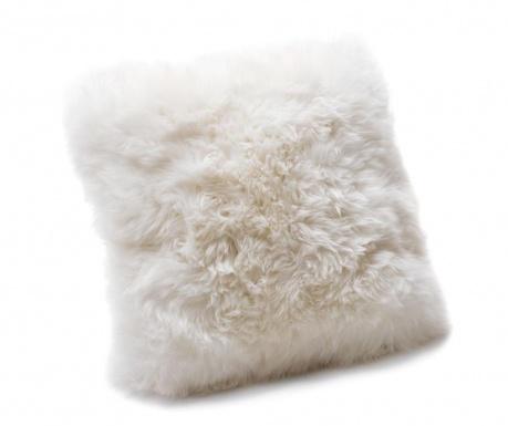 Poduszka dekoracyjna Debra Natural White 30x30 cm