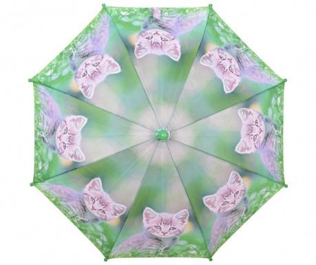 Детски чадър Cat