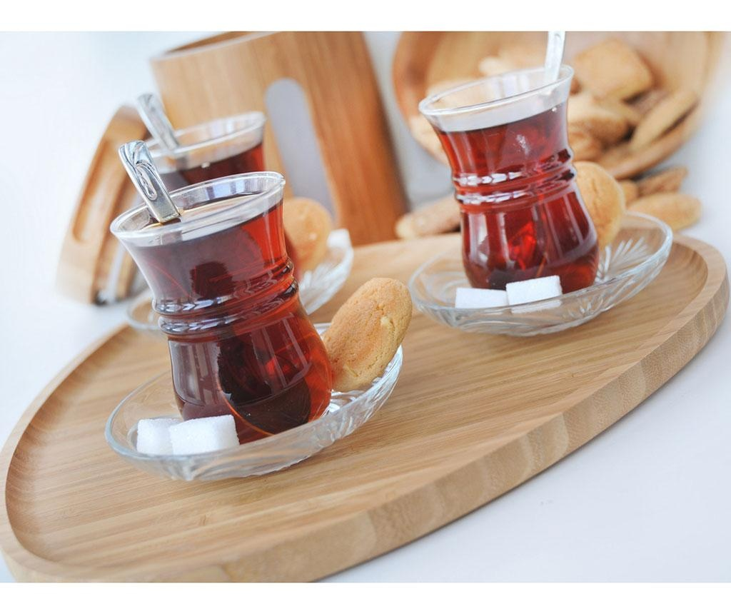 Servirni pladenj Bamboo Coffee
