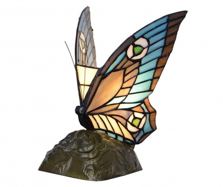 Lampa de veghe Beautiful Butterfly