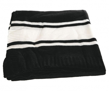 Pled Big Stripes 125x150 cm