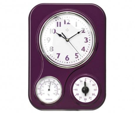 Ceas de perete Purple