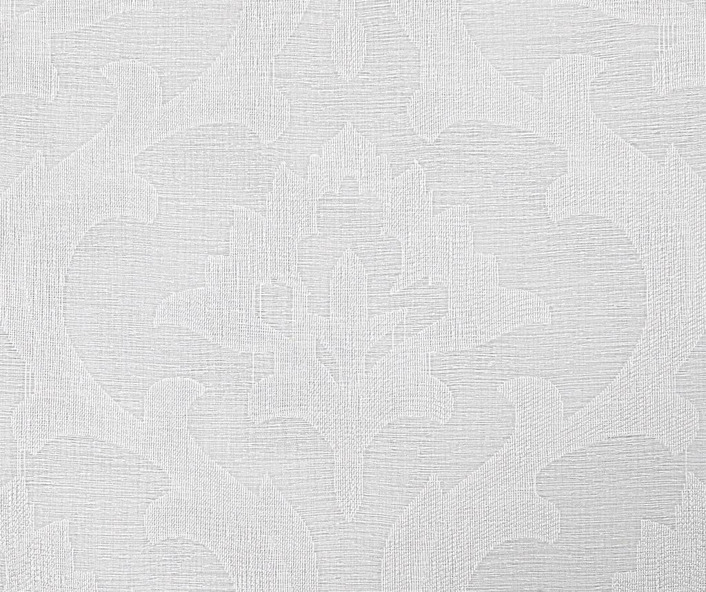 Perdea Agnes White 140x250 cm