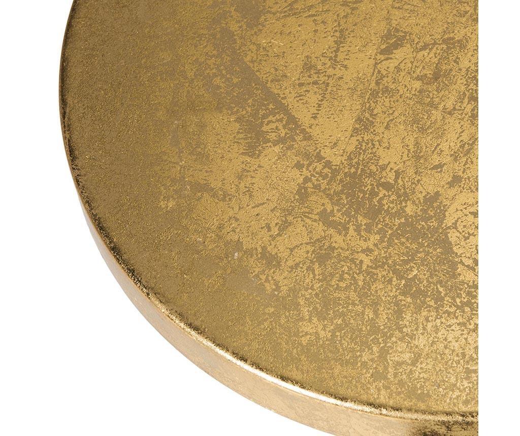 Mirabelle White Gold Bárszék