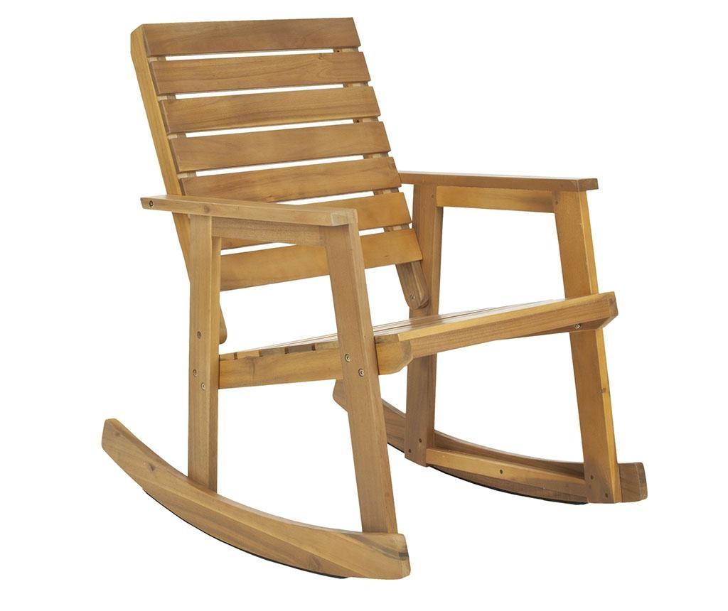 Stolić za njihanje za vanjski prostor Elena