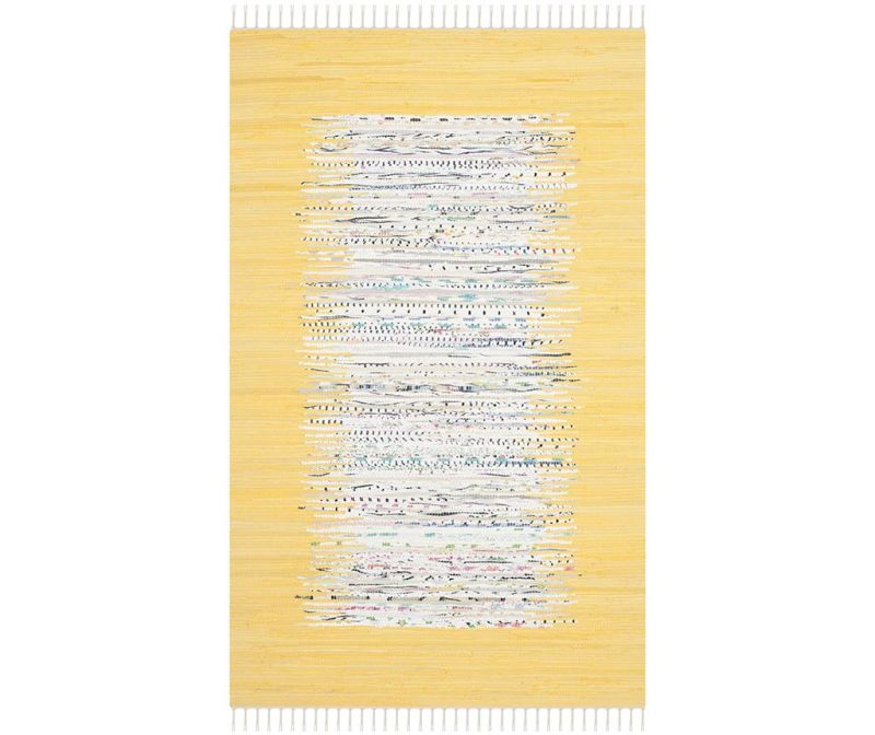Covor Saltillo Ivory Yellow 90x150 cm
