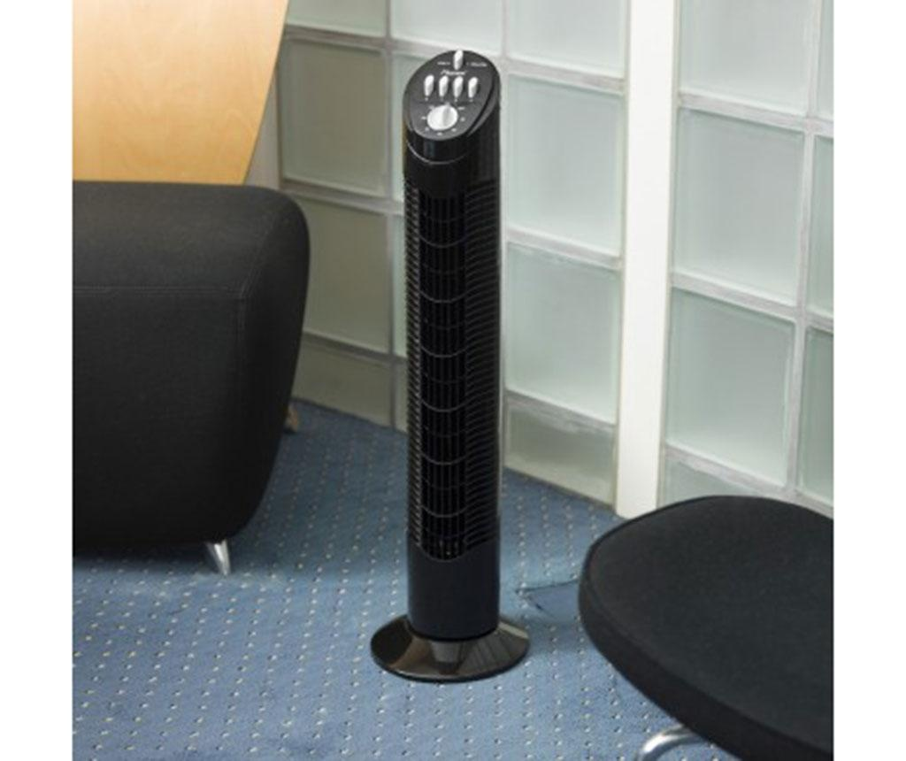 Tower Black Ventilátor