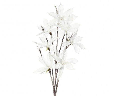 Artificial flower Anabel White