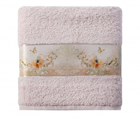 Ręcznik kąpielowy Spring Pink
