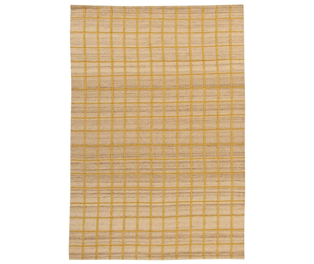Tepih Kilim Box Gold 140x200 cm