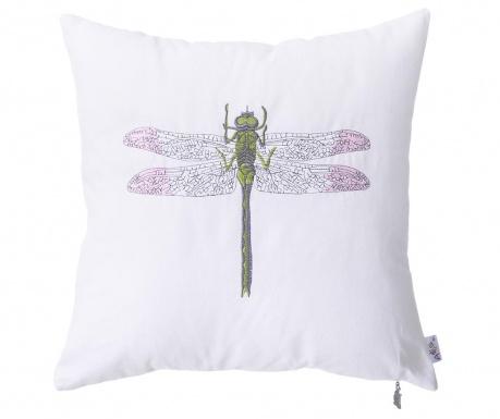 Калъфка за възглавница Dragonfly Pink 41x41 см