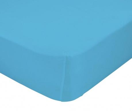 Rjuha z elastiko Basic Turquoise 90x200 cm