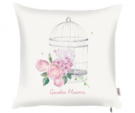 Obliečka na vankúš Garden Flowers 43x43 cm
