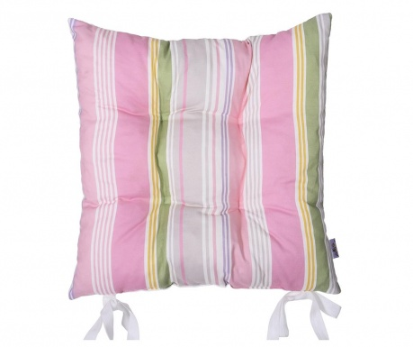 Sedežna blazina Pink Lines 37x37 cm