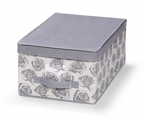 Кутия с капак за съхранение Roses S