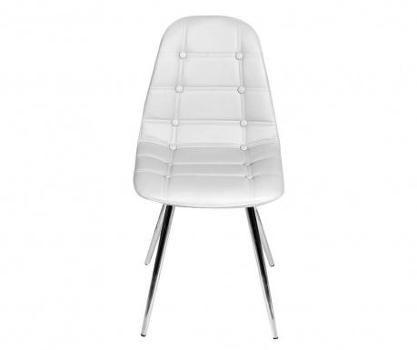 Set of 2 chairs Devon White