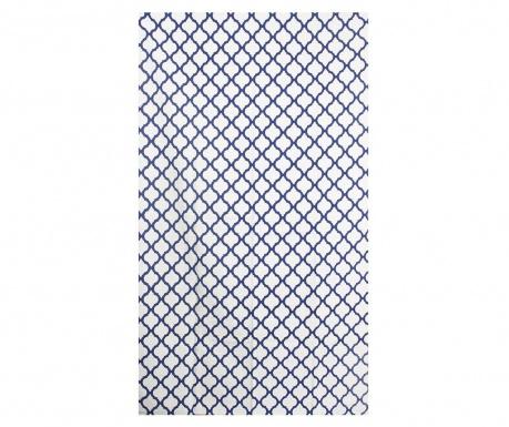 Koberec Saman White Blue 150x240 cm