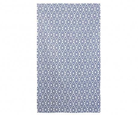 Koberec Nirmal White Blue 150x240 cm