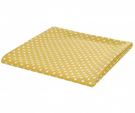 Obrus Polka  Dots Yellow
