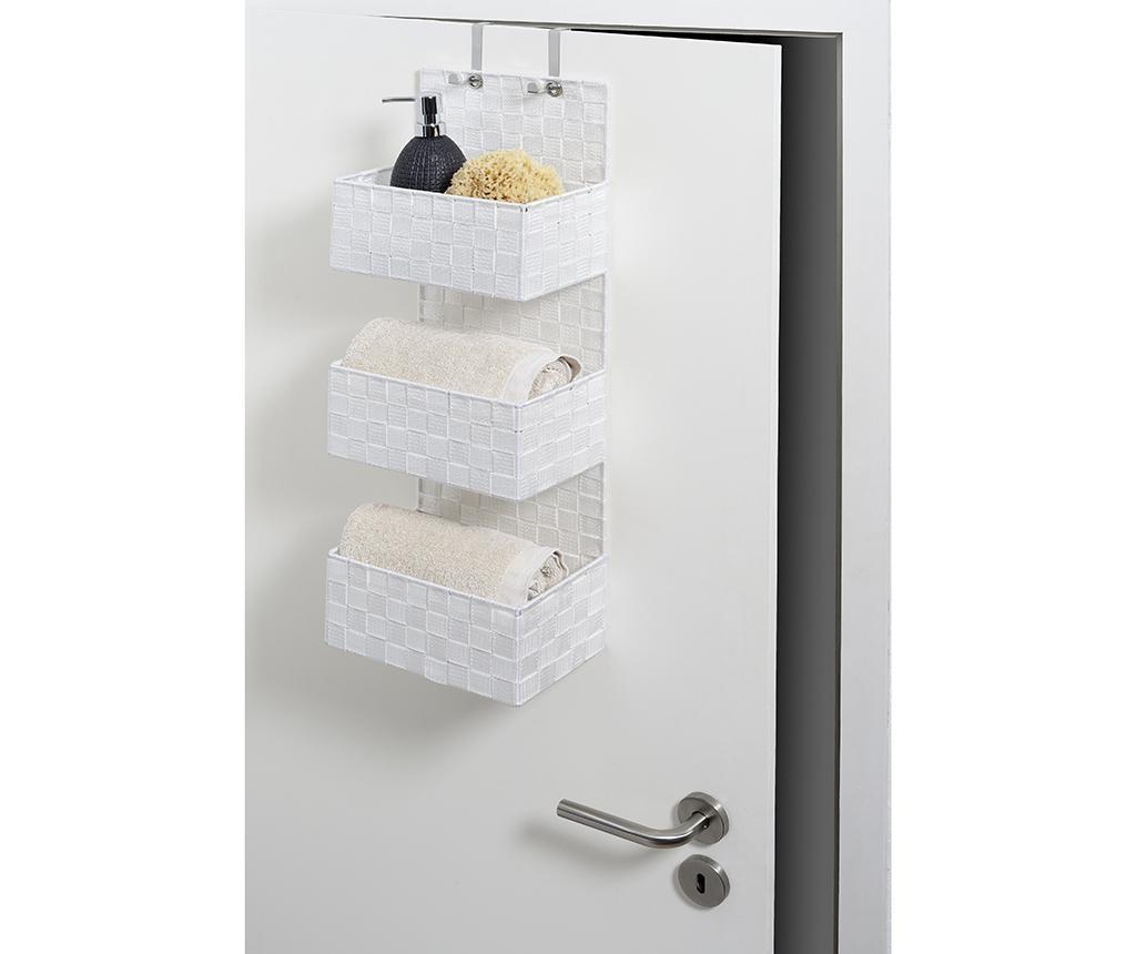 Držalo za kopalniške dodatke Adria White Three