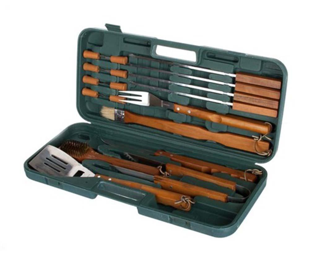 Jakar 18 darabos Grillező eszköz