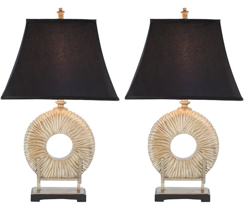 Sada 2 lamp Kerrie