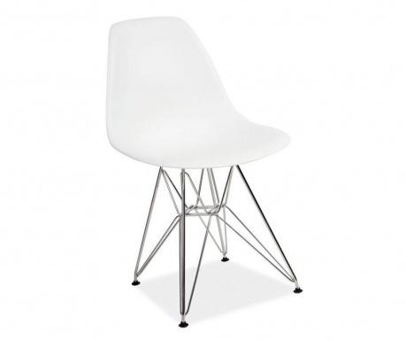 Krzesło Shard White