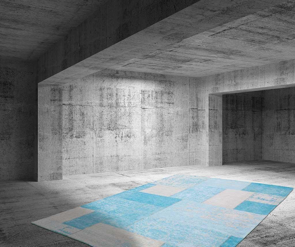 Turquoise Leonardo Szőnyeg 80x150 cm