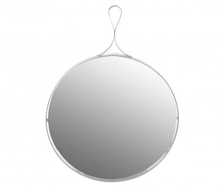 Zrcadlo Swirl White