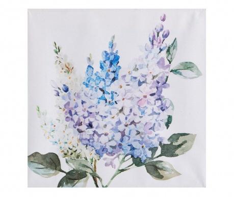 Tablou Lilac Flower 20x20 cm