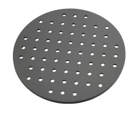 Протектор за мивка Kristall Round Black