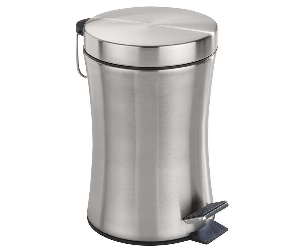 Kanta za smeće sa poklopcem i pedalom Pieno 3 L
