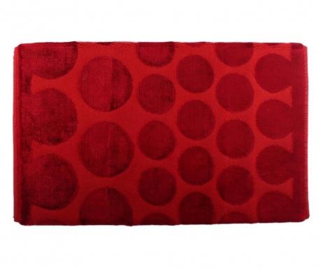 Prosop de picioare Orem Red 60x100 cm