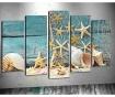 Set 5 tablouri 3D Shell