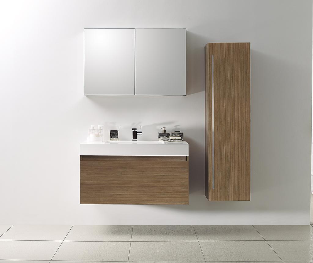 Bone Two Felfüggeszthető fürdőszobai szekrény