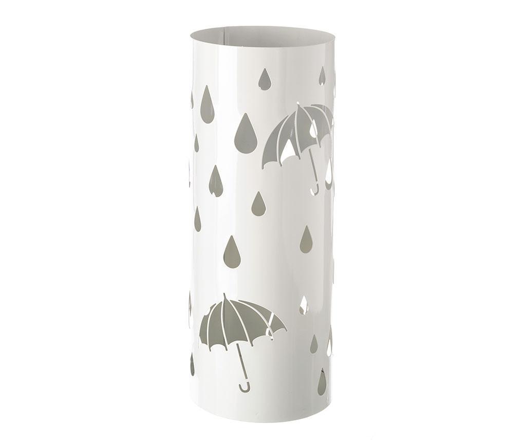 Držač za kišobrane Drop White