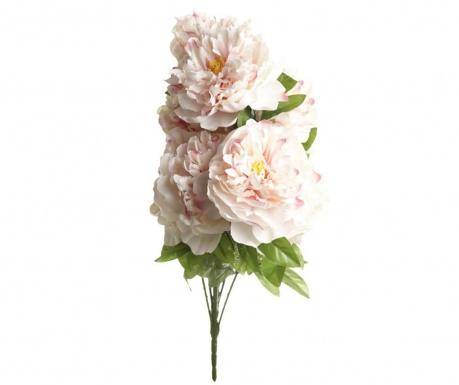 Umělá květina Pink Peony