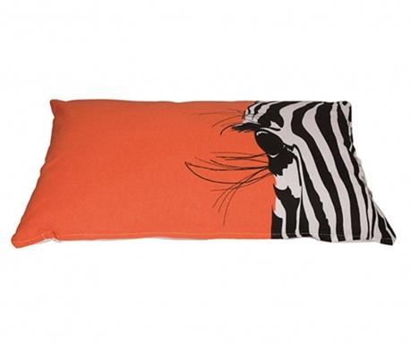 Zebra Look Díszpárna 35x60 cm