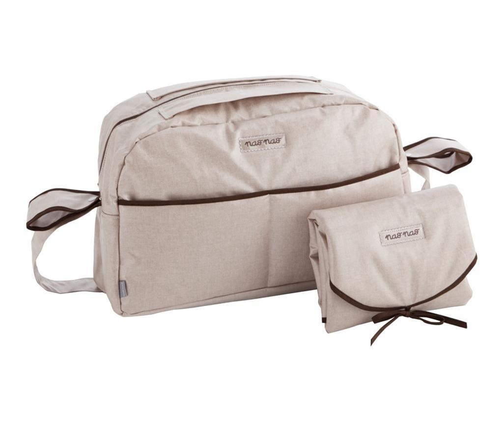 Set geanta si saltea pliabila pentru schimbat scutece Dreams