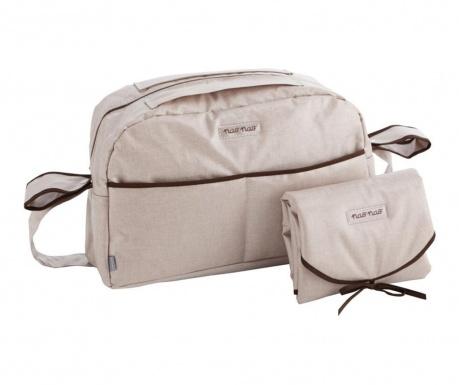 Set torba i sklopiva podloga za mijenjanje pelena Dreams