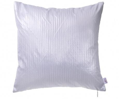 Obliečka na vankúš Metallic Silver 43x43 cm