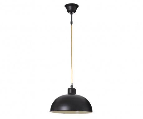 Závěsná lampa Liquid Black