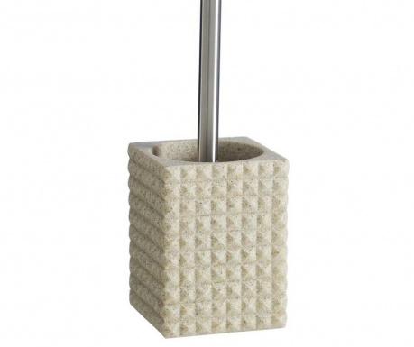 Szczotka toaletowa ze stojakiem Relieve