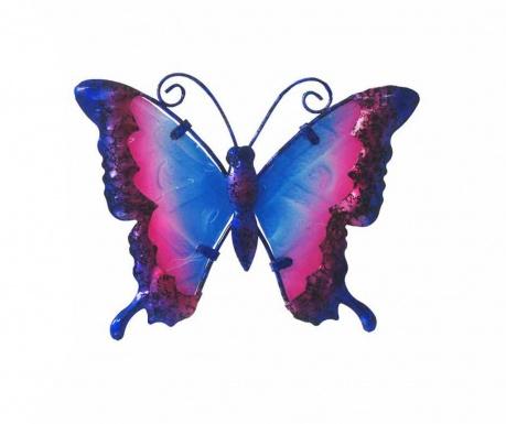 Fosforescentni zidni ukras Butterfly Lines