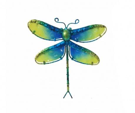 Fosforencyjna dekoracja ścienna Dragon Fly Little Rounds