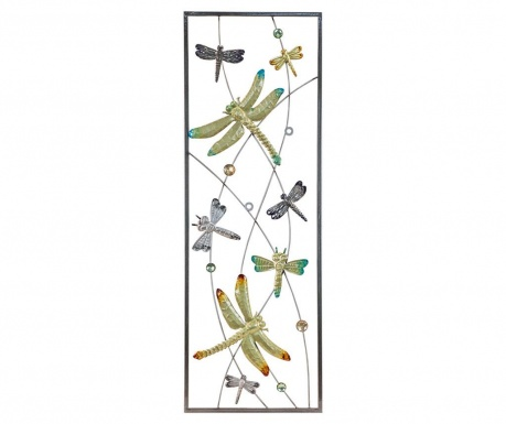 Decoratiune de perete Different Dragonflies