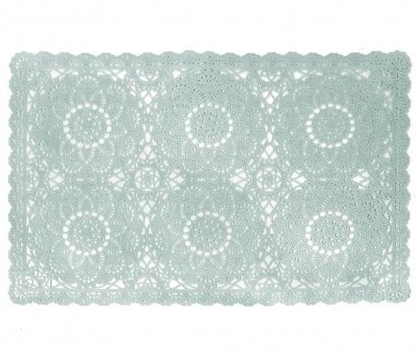 Podmetač Blue Dantelia 30x45 cm
